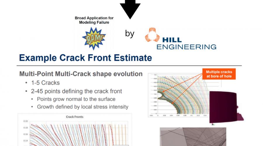 3D Crack Growth Simulation Advancements Webinar Coming Soon