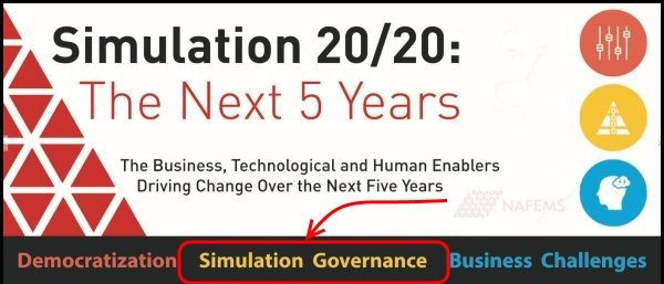 New Simulation Governance Page