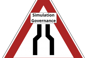 What Bottlenecks Limit the Adoption of Simulation Governance?