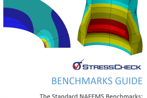 "StressCheck Results for ""The Standard NAFEMS Benchmarks: Linear Elastic Tests"" Are Now Available"