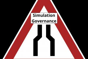What Bottlenecks Limit the Adoption of Simulation Governance?
